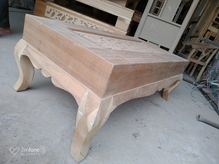 Raw Center Table